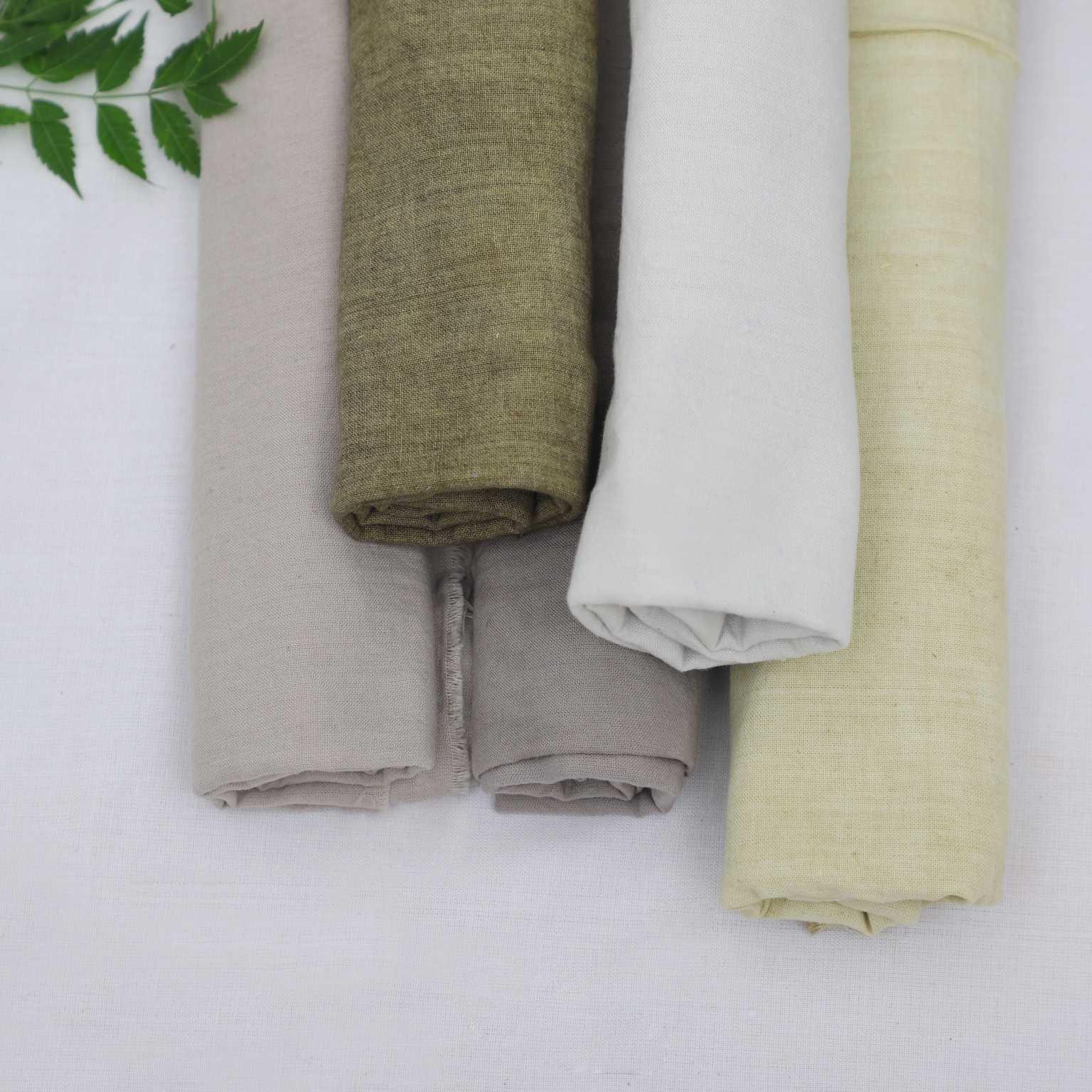 Handloom Khadi Fabric pic 2